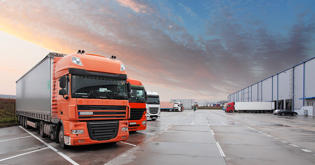 Road Freight Cutting Costs And Emissions Act Logistics